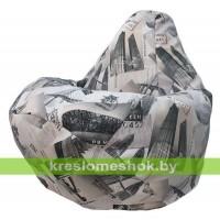 Кресло-мешок Груша Небоскреб