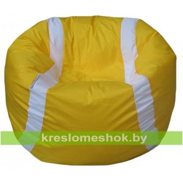Кресло-мешок Мяч теннисный желтый