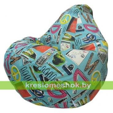 Кресло-мешок Груша Олд Скул