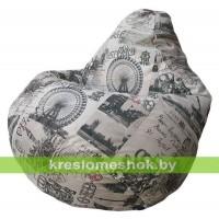 Кресло-мешок Груша Челси