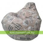Кресло-мешок Груша Дорадо