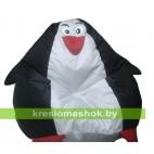 Кресло мешок Красная Пингвинчик