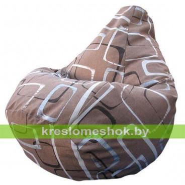Кресло-мешок Геометрик