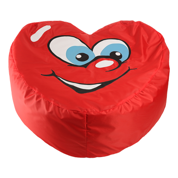 Кресло мешок Сердце