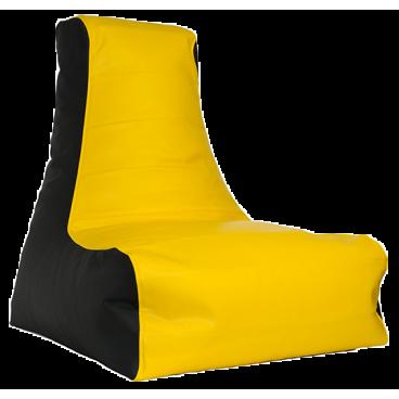 Кресло мешок Бумеранг экокожа