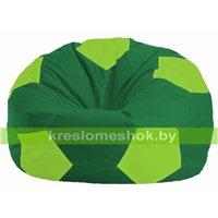 Кресло мешок Мяч зелёный - салатовый М 1.1-241