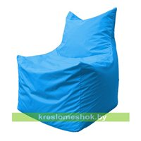 Кресло мешок Фокс Ф2.2-14 (Голубой)