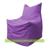 Кресло мешок Фокс Ф2.2-11 (Сирень)