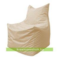 Кресло мешок Фокс Ф2.1-13 (Светло-бежевый)
