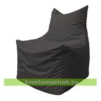 Кресло мешок Фокс Ф2.1-11 (Тёмно-серый)