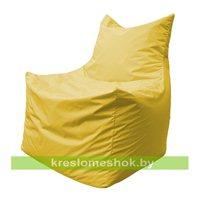 Кресло мешок Фокс Ф2.1-07 (Жёлтый)