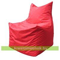 Кресло мешок Фокс Ф2.1-06 (Красный)