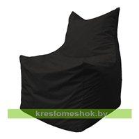 Кресло мешок Фокс Ф2.1-01 (Черный)