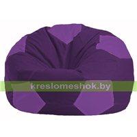 Кресло мешок Мяч фиолетовый - сиреневый М 1.1-71