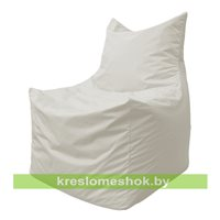 Кресло мешок Фокс Ф2.1-00 (Белый)