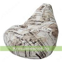 Кресло-мешок Груша Нова милтон