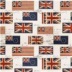 Кресло-мешок Груша Британский Флаг