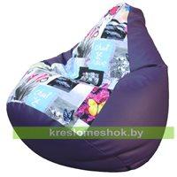 Кресло-мешок Груша Колибри-2