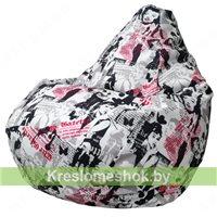 Кресло-мешок Груша Lady