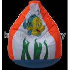 Кресло мешок Рыбка