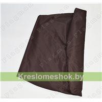 Чехол для кресла мешка груши коричневый Ч2.7-08 (грета)