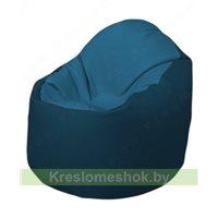 Кресло-мешок Браво Б1.3-F03F04 (синий - синий)