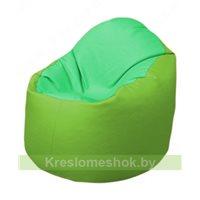 Кресло-мешок Браво Б1.3-F07F19 (салатовый - салатовый)