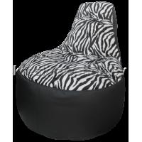 Трон зебра