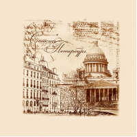 Велюр Petersburg Pillow 01B