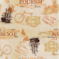 Велюр Тourism 03