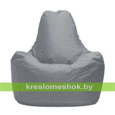 Кресло мешок Спортинг серое