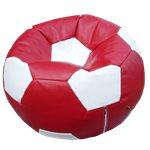 Кресла мешки мячи из экокожи