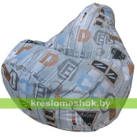 Кресло-мешок Груша Декора