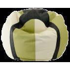 Кресло мешок Мяч баскетбольный экокожа (100 х 100 см)