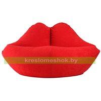 Кресло Губы велюр (110 х 60 см)