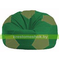 Кресло мешок Мяч зелёный - оливковый М 1.1-462