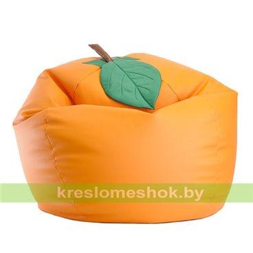 Кресло мешок Апельсин (экокожа)