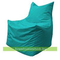 Кресло мешок Фокс Ф2.2-13 (Бирюзовый)