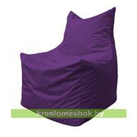 Кресло мешок Фокс Ф2.2-12 (Фиолетовый)