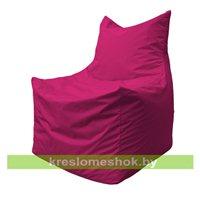 Кресло мешок Фокс Ф2.2-06 (Малиновый)