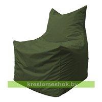 Кресло мешок Фокс Ф2.2-04 (Тёмно-oливковый)