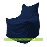 Кресло мешок Фокс Ф2.1-14 (Тёмно-синий)