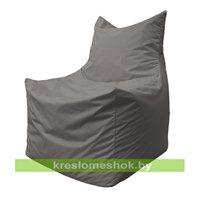 Кресло мешок Фокс Ф2.1-12 (Светло-серый)