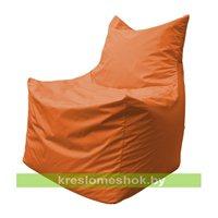 Кресло мешок Фокс Ф2.1-10 (Оранжевый)