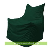 Кресло мешок Фокс Ф2.1-05 (Тёмно-зеленый)