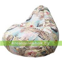 Кресло-мешок Груша Венеция