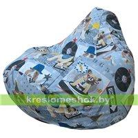 Кресло-мешок Груша Догги