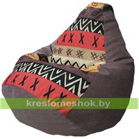 Кресло-мешок Груша Африкус