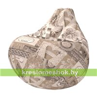 Кресло-мешок Груша Кутюр