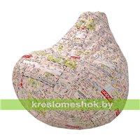 Кресло-мешок Груша Лондон 10